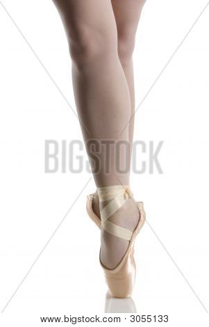 Feet In Pointe