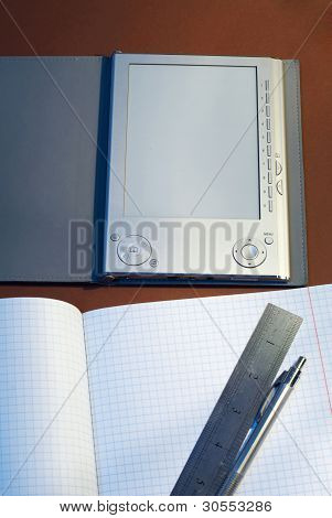 New Square Lined Exercise Book