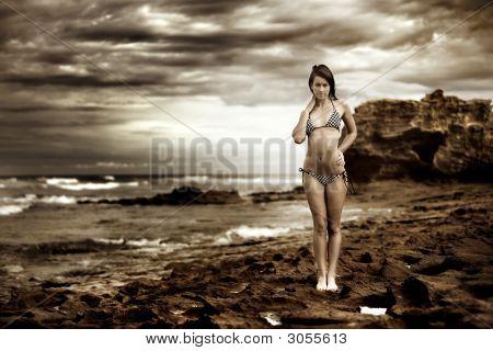 Tempo de praia