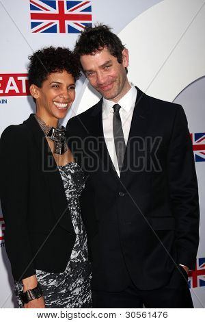 LOS ANGELES - FEB 24:  James Frain arrives at the GREAT British Film Reception at the British Consul General�¢??s Residence on February 24, 2012 in Los Angeles, CA.