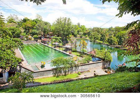 Narmada pool complex , Narmada, Lombok, Indonesia