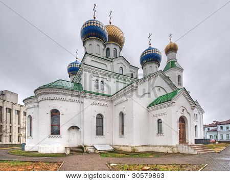 Saint Nicholas church in Bobruisk