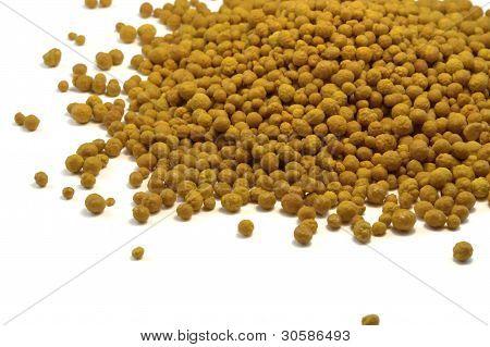 Ferric Chloride Pile Closeup