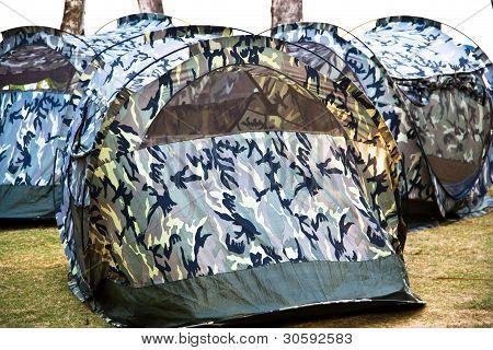 Tent Canvas.
