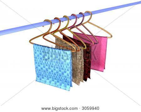 Hanging Cloth