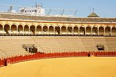 Plaza de Toros in Sevilla