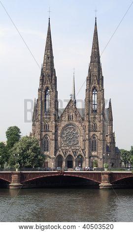 Kathedrale in Straßburg
