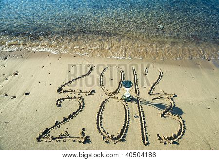 New year is coming
