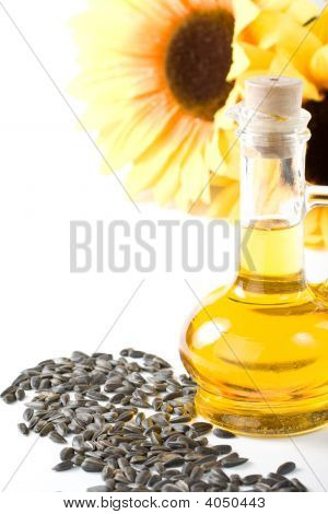 Sunflower And Vegetable Oil