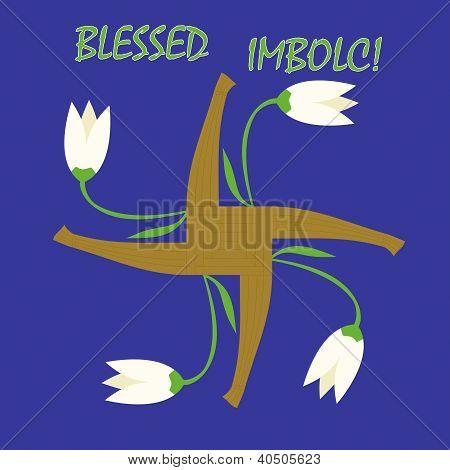 Imbolc Greeting Card