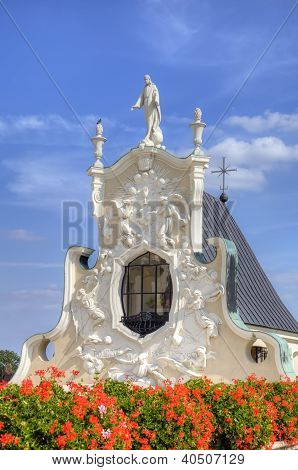 Jasna Gora Monastery. Czestochowa, Poland