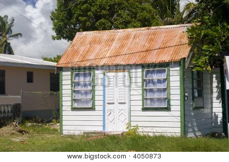 Barbados Chattel House