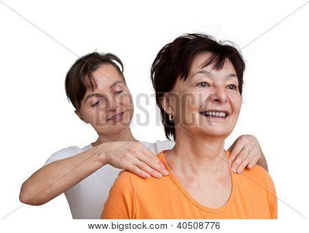 Massagem - aposentadoria saudável