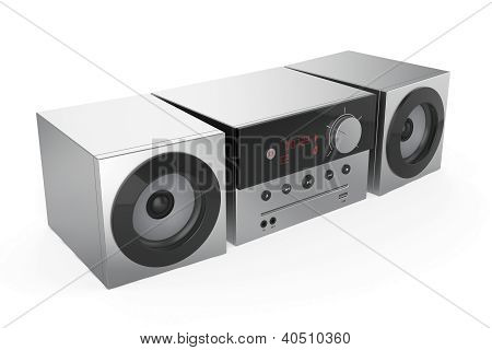 Stereo-audio-system