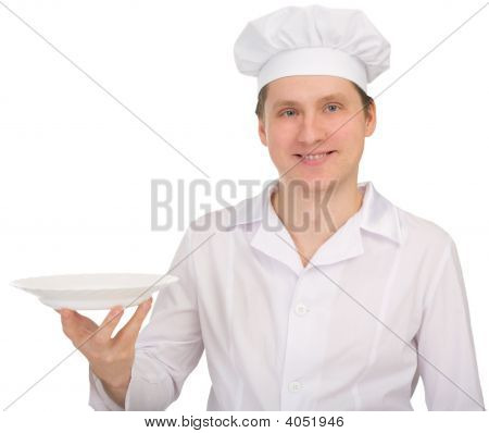 Cook With Plate