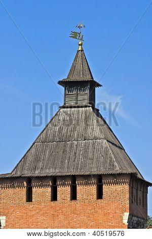 Tower In Tula Kremlin