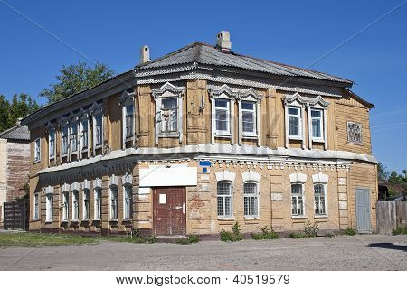 Old House In Tambov
