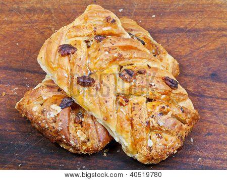 Danish Pastry Maple Pecan