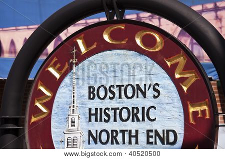 Boston's Historic North End