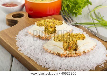 Dressed Crab / Casquinha de Siri