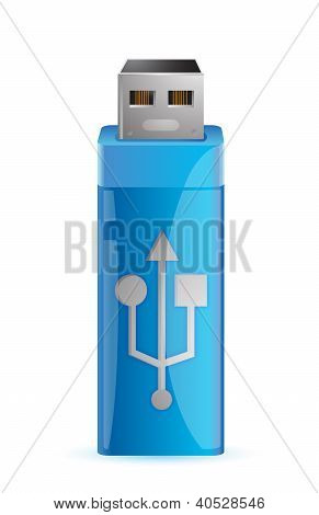 Universal Flash Drive Usb
