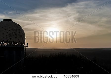 Teufelsberg with CIA Station