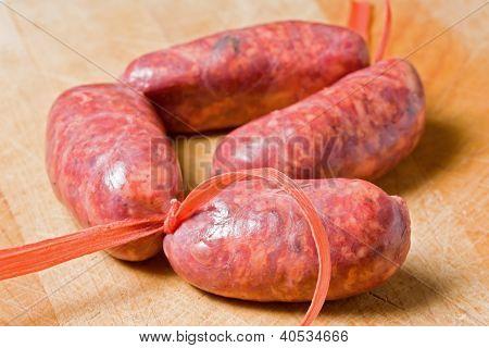 Salvadorian Chorizo