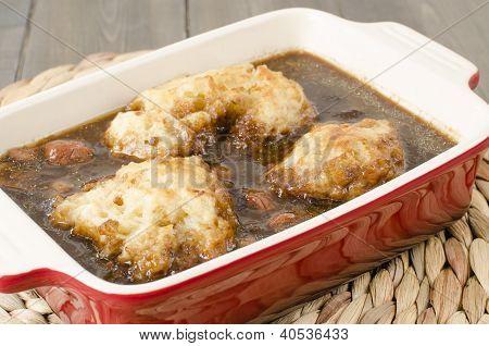 Stew & Dumplings