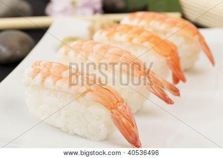 Ebi Niguiri Sushi