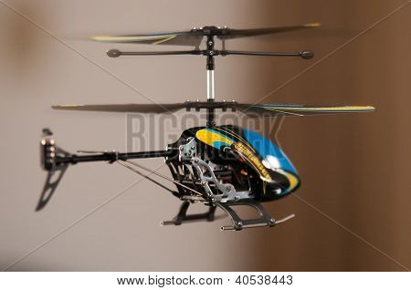 Flying Rc Helicopter