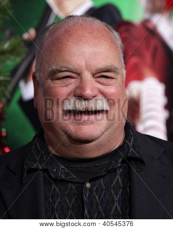LOS ANGELES - NOV 02:  RICHARD RIEHLE arriving to