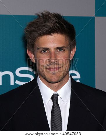 LOS ANGELES - JAN 15:  CHRIS LOWELL arriving to Golden Globes 2012 After Party: WB / In Style  on January 15, 2012 in Beverly Hills, CA