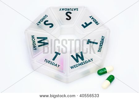 Box for medications
