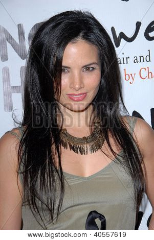 LOS ANGELES - DEC 12: Katrina Law kommt an die NOH8 4th Anniversary Party im Avalon am 1. Dezember