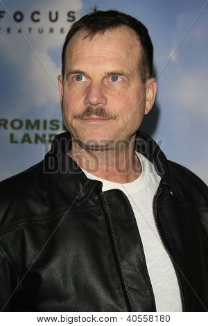 LOS ANGELES - DEC 6:  Bill Paxton arrives at the 'Promised Land' Premiere at Directors Guild of America on December 6, 2012 in Los Angeles, CA
