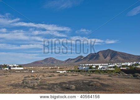 Extinct Volcanic Hills