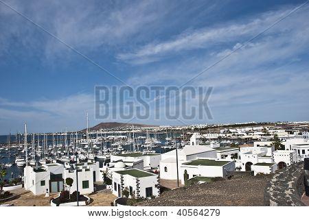 Playa Blanca Village