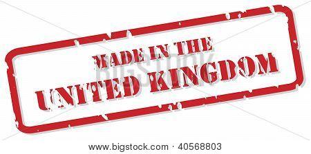 Großbritannien-Stempel