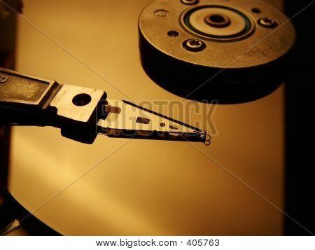 Cabeza de HDD