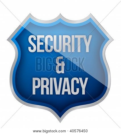 Security And Privacy Shield