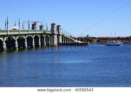 Saint Augustine Bridge of Lions