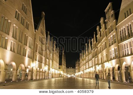 Street At Night Germany