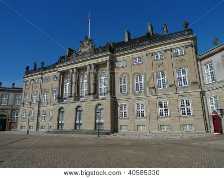 copenhagen royal palace