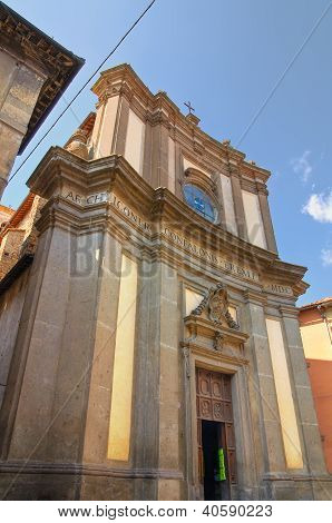 Church of St. Giovanni Battista. Viterbo. Lazio. Italy.