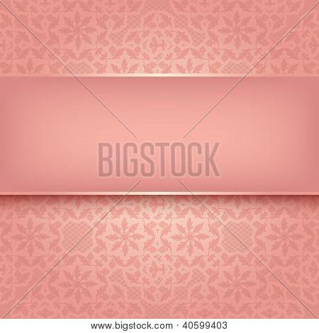 Decorative pattern - Vector illustration 10eps