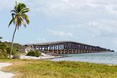 Florida Keys Rail Bridge And Heritage Trail