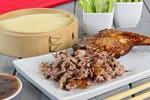 picture of roast duck  - Peking Duck  - JPG