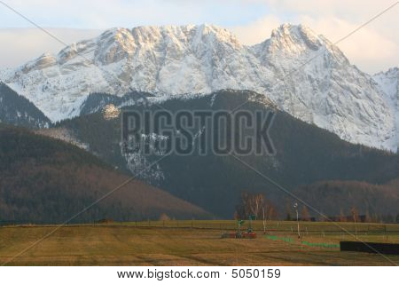 Slope And Mountains