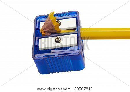 ?encil And A Sharpener
