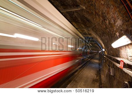 Old Tunnel Line